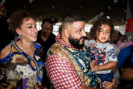 Editorial photo of Halloween Bazaar to Celebrate Asahd Tuck Khaled's 3rd Birthday, Miami, USA - 27 Oct 2019