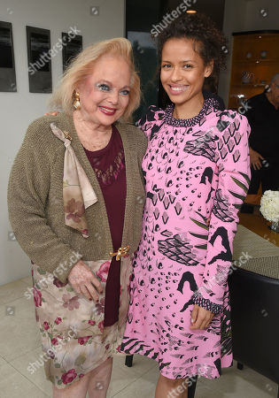 Carol Connors and Gugu Mbatha-Raw