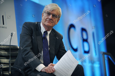 Richard Lambert Director General of the CBI