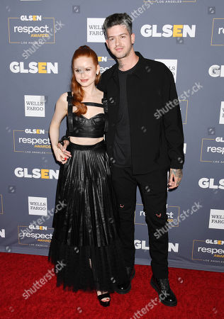 Madelaine Petsch and Travis Mills