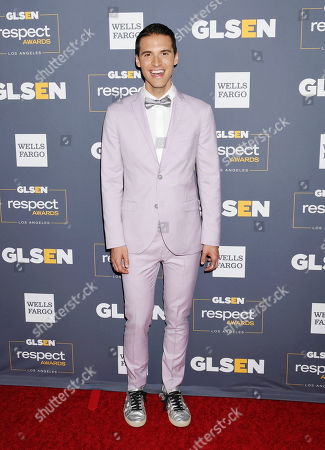 Editorial picture of GLSEN Respect Awards, Arrivals, Beverly Wilshire, Los Angeles, USA - 25 Oct 2019