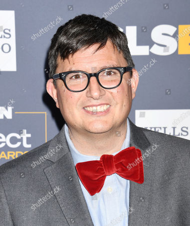 Stock Picture of Roberto Aguirre-Sacasa