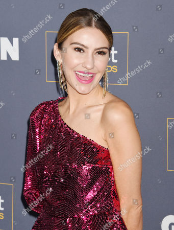 Editorial photo of GLSEN Respect Awards, Arrivals, Beverly Wilshire, Los Angeles, USA - 25 Oct 2019