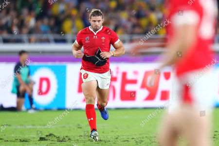 Leigh Halfpenny of Wales