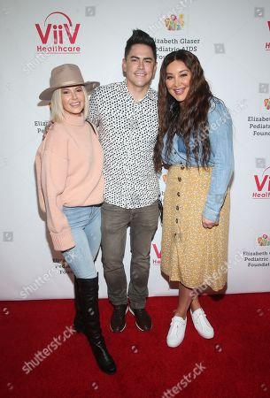 Ariana Madix, Tom Sandoval and Billie Lee