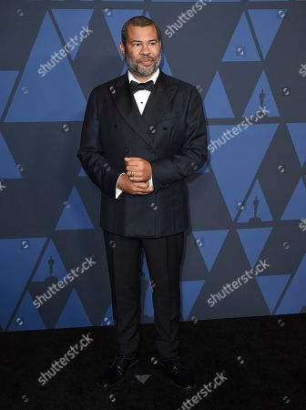 Jordan Peele arrives at the Governors Awards, at the Dolby Ballroom in Los Angeles