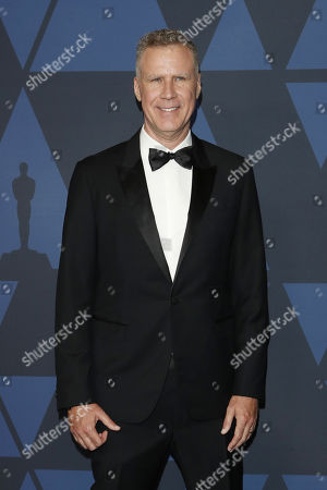 Will Ferrell poses on the red carpet prior the 11th Annual Governors Awards at the Dolby Theater in Hollywood, California, USA, 27 October 2019.