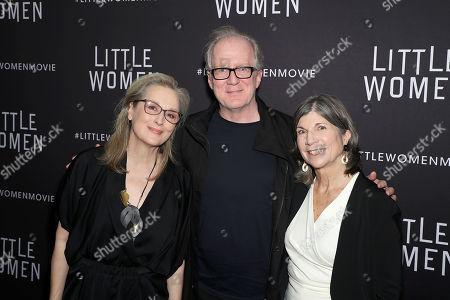 Meryl Streep, Tracy Letts, Anna Quindlen (Host)