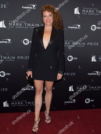 Editorial photo of 22nd Annual Mark Twain Prize for American Humor to Dave Chappelle - Arrivals, Washington, USA - 27 Oct 2019