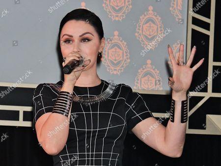 Stock Picture of Viktoria Modesta