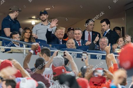 Editorial picture of Houston Astros v Washington Nationals, World Series, Game 5, Nationals Park, Washington, USA - 27 Oct 2019