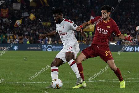Javier Pastore of AS Roma