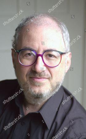 Stock Image of Evening Standard Arts Editor Norman Lebrecht