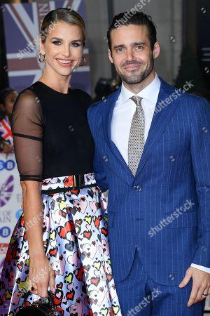 Vogue Matthews and Spencer Matthews
