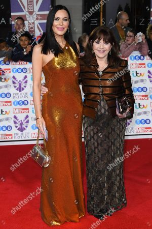 Stock Picture of Linzi Stoppard and Miriam Stoppard
