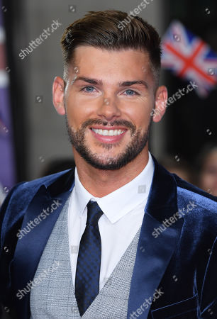 Editorial picture of Pride of Britain Awards, London, UK - 28 Oct 2019