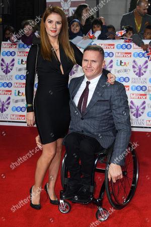 Editorial image of Pride of Britain Awards, London, UK - 28 Oct 2019