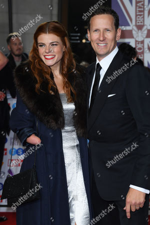Lauren Steadman and Brendan Cole
