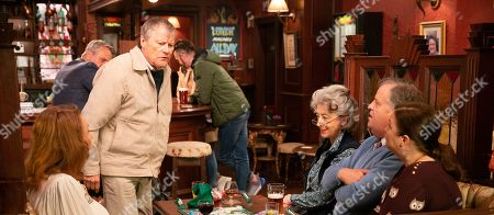 Editorial picture of 'Coronation Street' TV Show, UK - 2019
