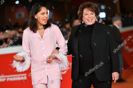 Rhianne Barreto, Director Susan Lacy