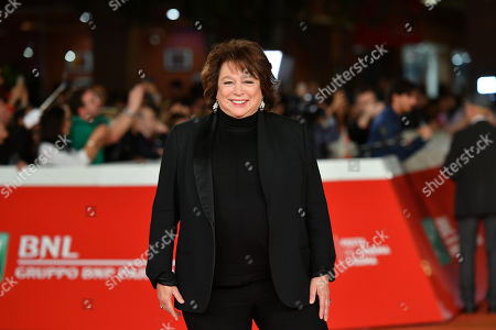 Editorial picture of 'Very Ralph' premiere, Rome Film Festival, Italy - 26 Oct 2019
