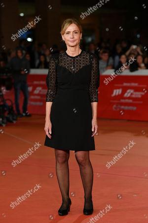 The director Cristina Comencini