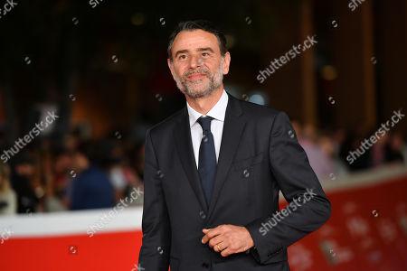 Editorial photo of 'Tornare' film premiere, Rome Film Festival, Italy - 26 Oct 2019