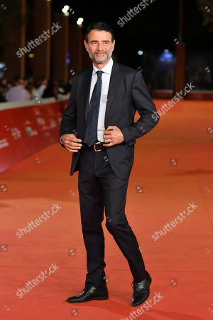 Editorial picture of 'Tornare' film premiere, Rome Film Festival, Italy - 26 Oct 2019