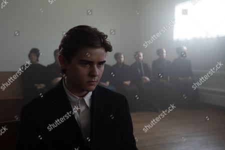 Dylan Everett as Isaac Funk