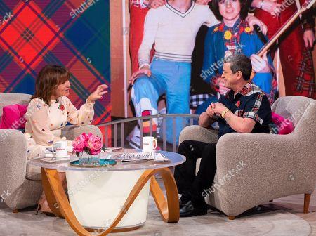 Editorial photo of 'Lorraine' TV show, London, UK - 28 Oct 2019