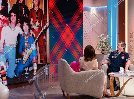 Editorial image of 'Lorraine' TV show, London, UK - 28 Oct 2019
