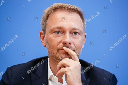 Editorial photo of Regional elections in Thuringia, Berlin, Germany - 28 Oct 2019