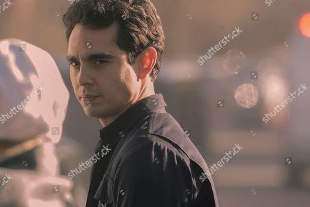 Max Minghella as Nick Blaine