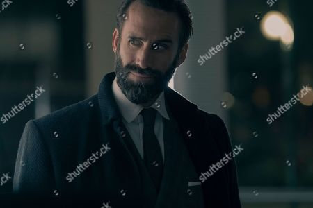 Joseph Fiennes as Fred Waterford