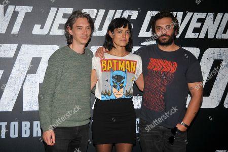 Editorial photo of Comic Con, Paris, France - 26 Oct 2019