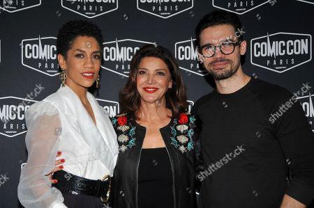 Editorial picture of Comic Con, Paris, France - 26 Oct 2019
