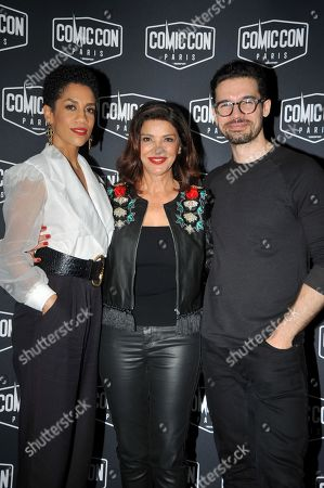 Editorial photo of Comic Con, Paris, France - 26 Oct 2019