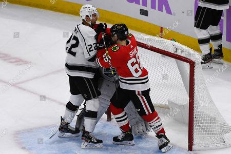 Editorial image of Kings Blackhawks Hockey, Chicago, USA - 27 Oct 2019