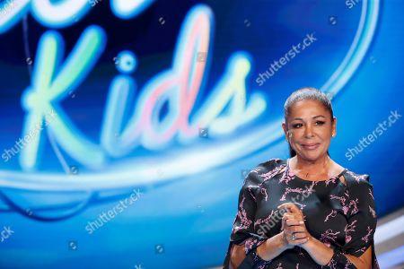 Editorial picture of Isabel Pantoja as member of  Idol Kids TV show jury, Madrid, Spain - 28 Oct 2019