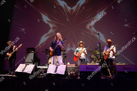 Berry Duane Oakley, Devon Allman, Duane Betts and Johnny Stachela - The Allman Betts Band