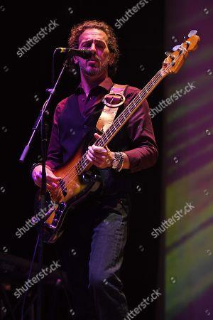 Berry Duane Oakley - The Allman Betts Band