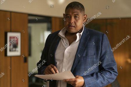 Stock Photo of Omar Benson Miller as Charles Greane