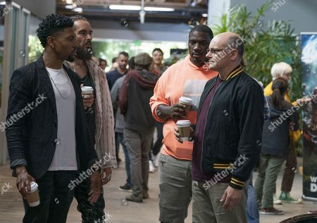 Editorial image of 'Ballers' TV Show, Season 5 - 2019