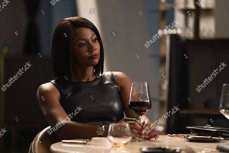 Stock Image of Emayatzy Corinealdi as Candace Brewer