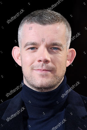 Stock Image of Russell Tovey