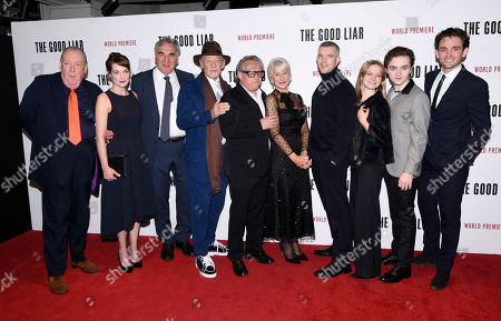 Editorial picture of 'The Good Liar' film premiere, London, UK - 28 Oct 2019