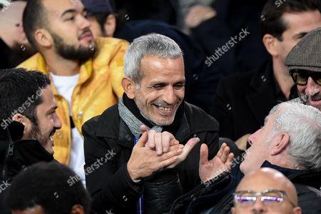 Stock Image of Malek Boutih