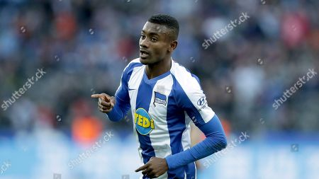 Editorial picture of Hertha Soccer, Berlin, Germany - 26 Oct 2019