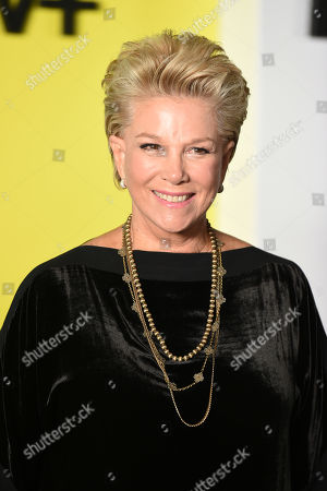 Stock Picture of Joan Lunden