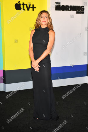 Stock Picture of Jennifer Aniston
